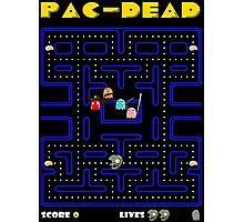 pac-dead Photographic Print