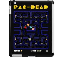 pac-dead iPad Case/Skin