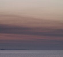 Dawn with a star by Hélène David-Cuny