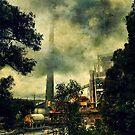 Anglesea Power station by Heather Prince ( Hartkamp )