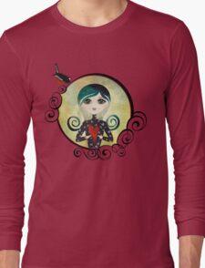Lady Blue T-Shirt