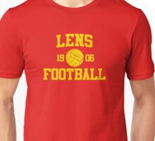 Lens Football Athletic College Style 2 Color Unisex T-Shirt