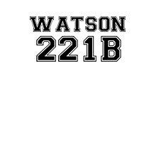 Watson T Photographic Print