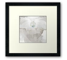 AWAKENING INTO INFINITE/   LOVE AND LIGHT- Art + Products Design  Framed Print