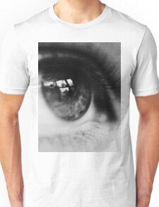 Grunge Eye Unisex T-Shirt