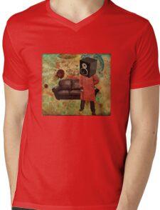 Vintage Mania2 Mens V-Neck T-Shirt