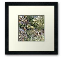 Cross-Over - Frauenwasser Framed Print