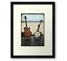 ~Dave's~ Framed Print