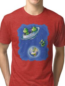 Accident Tri-blend T-Shirt