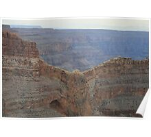 Eagle Rock, Grand Canyon Poster