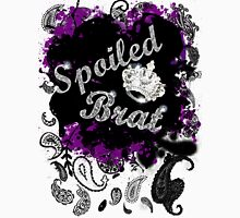 Spoiled Brat Womens Fitted T-Shirt