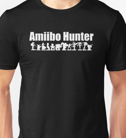 Amiibo Hunter Unisex T-Shirt