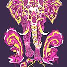 Apocalypse elephant by Andrei Verner
