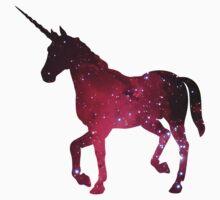 Galaxy Unicorn by SuperFluff