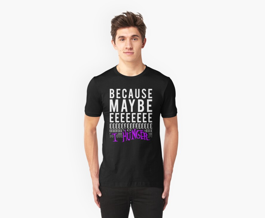 Because Maybe by psurg