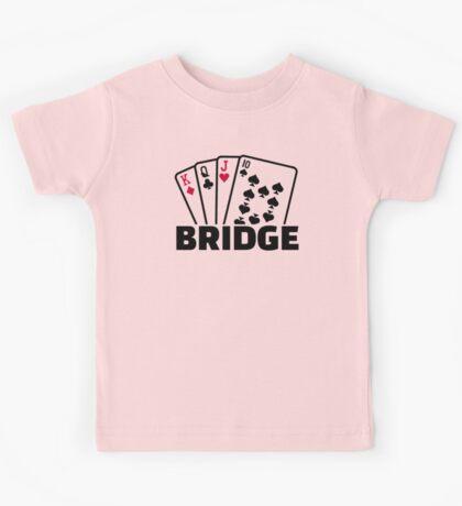 Bridge cards Kids Tee