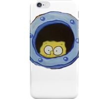 Spongebob Peeping iPhone Case/Skin