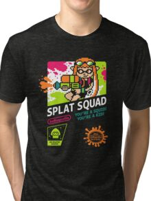 SPLAT SQUAD Tri-blend T-Shirt