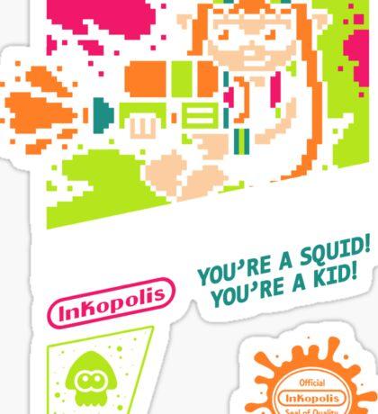 SPLAT SQUAD Sticker
