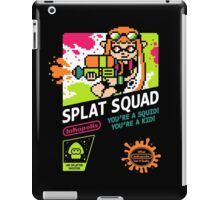 SPLAT SQUAD iPad Case/Skin