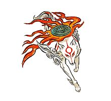 Amaterasu Photographic Print