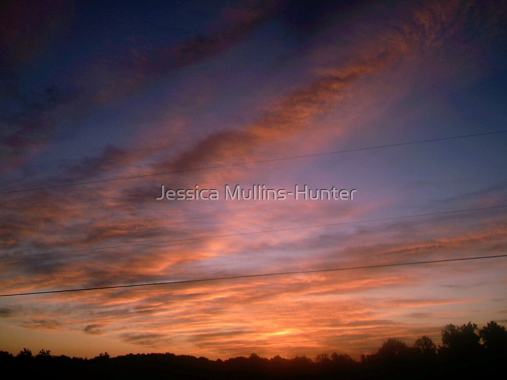 spun gold by Jessica Mullins-Hunter