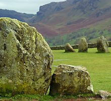 Castlerigg close by Debbie Ashe