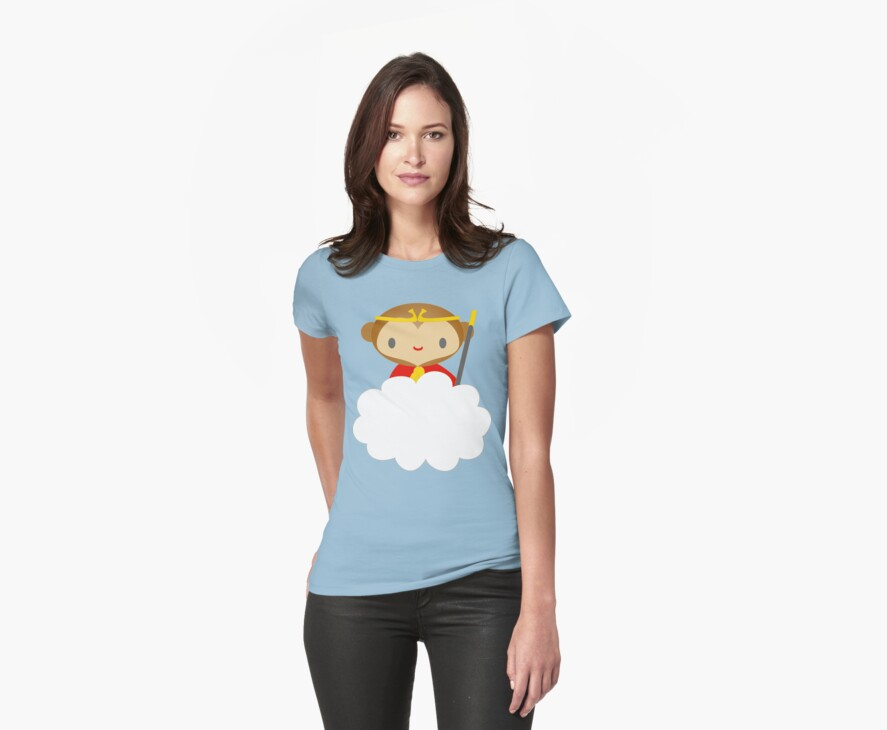 monkey magic - kawaii edition by littlegirllost