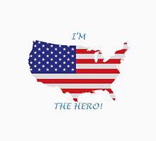 America Quote Unisex T-Shirt