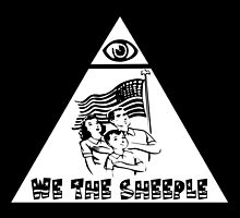 We The Sheeple by fearandclothing