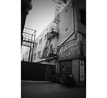 Old Town Vegas Photographic Print