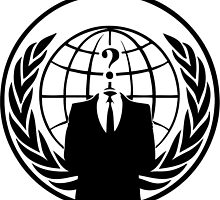 Anonymous - We Are Legion by fearandclothing