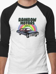 Rainbow Motors Men's Baseball ¾ T-Shirt