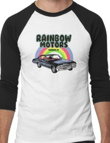 Rainbow Motors Men's Baseball ¾ T-Shirt