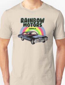Rainbow Motors Unisex T-Shirt