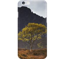 The Wee Tree iPhone Case/Skin