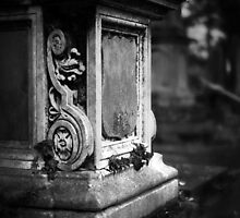 Grave's End BW by Andy Freer