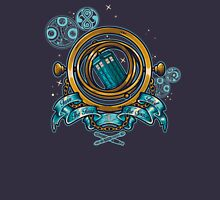 Turn the Time, Twist the Space T-Shirt