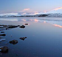 Loch tulla sunrise by Grant Glendinning