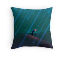 Messenger Of Love Throw Pillow