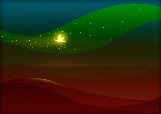 Messenger Of Peace by Leonardo Sala