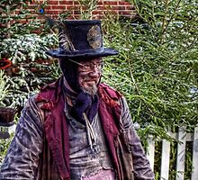 Victorian Chimney Sweep - Portsmouth by NeilAlderney