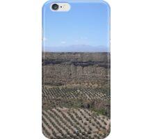 a beautiful Spain  landscape iPhone Case/Skin
