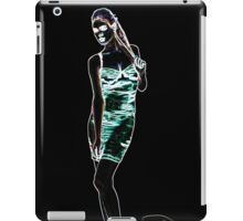 High Fashion Girl Fine Art Print iPad Case/Skin