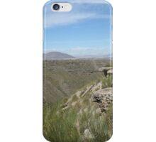 an awe-inspiring Spain  landscape iPhone Case/Skin