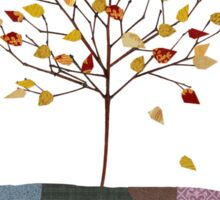 4 Season Series - Autumn Sticker