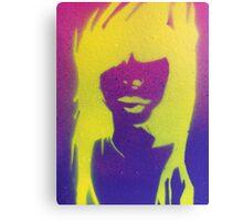 Shady Lady #4  Canvas Print