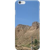 an exciting Spain  landscape iPhone Case/Skin