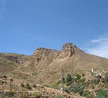 an exciting Spain  landscape by beautifulscenes