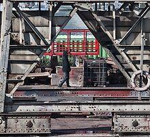 Dry-dock crane by awefaul
